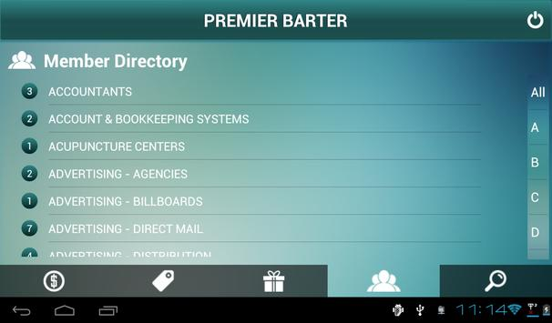 Premier Barter screenshot 10