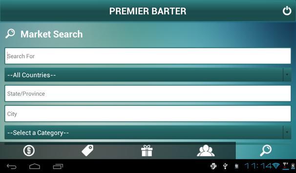 Premier Barter screenshot 11