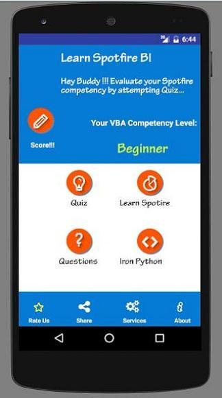 Learn Spotfire BI for Android - APK Download