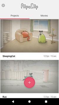 FlipaClip - Cartoon animation poster