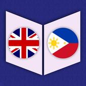 English To Tagalog Dictionary icon