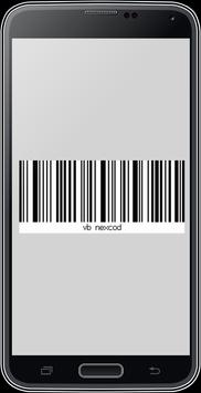 QR Barcode Reader screenshot 1