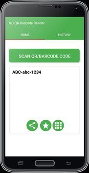 QR Barcode Reader screenshot 2