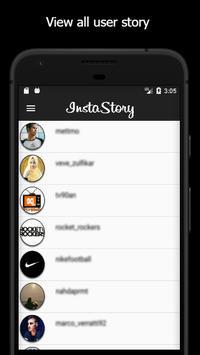 InstaStory Saver screenshot 1