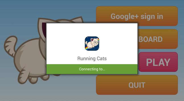 Running Cats apk screenshot