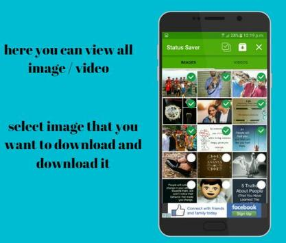 Save Whatsup Story and Stutas screenshot 3
