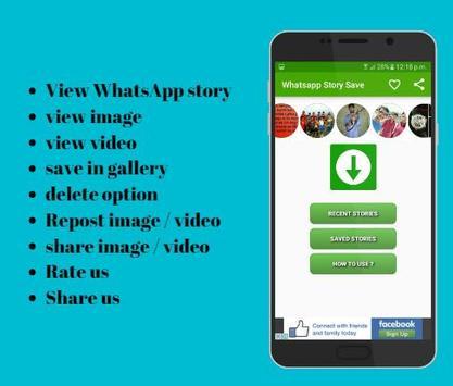Save Whatsup Story and Stutas screenshot 1
