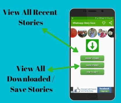 Save Whatsup Story and Stutas screenshot 2