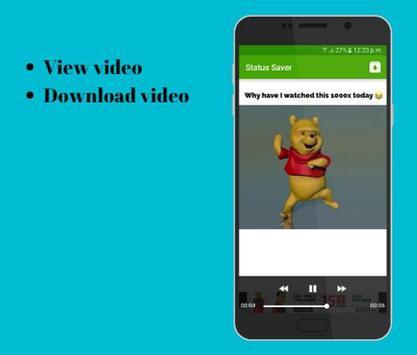 Save Whatsup Story and Stutas screenshot 6