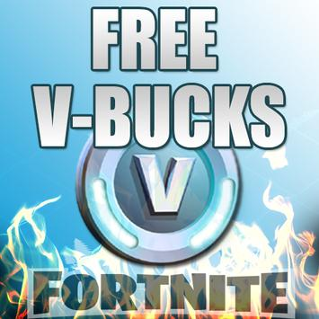 V-Bucks For Fortnite Guide poster