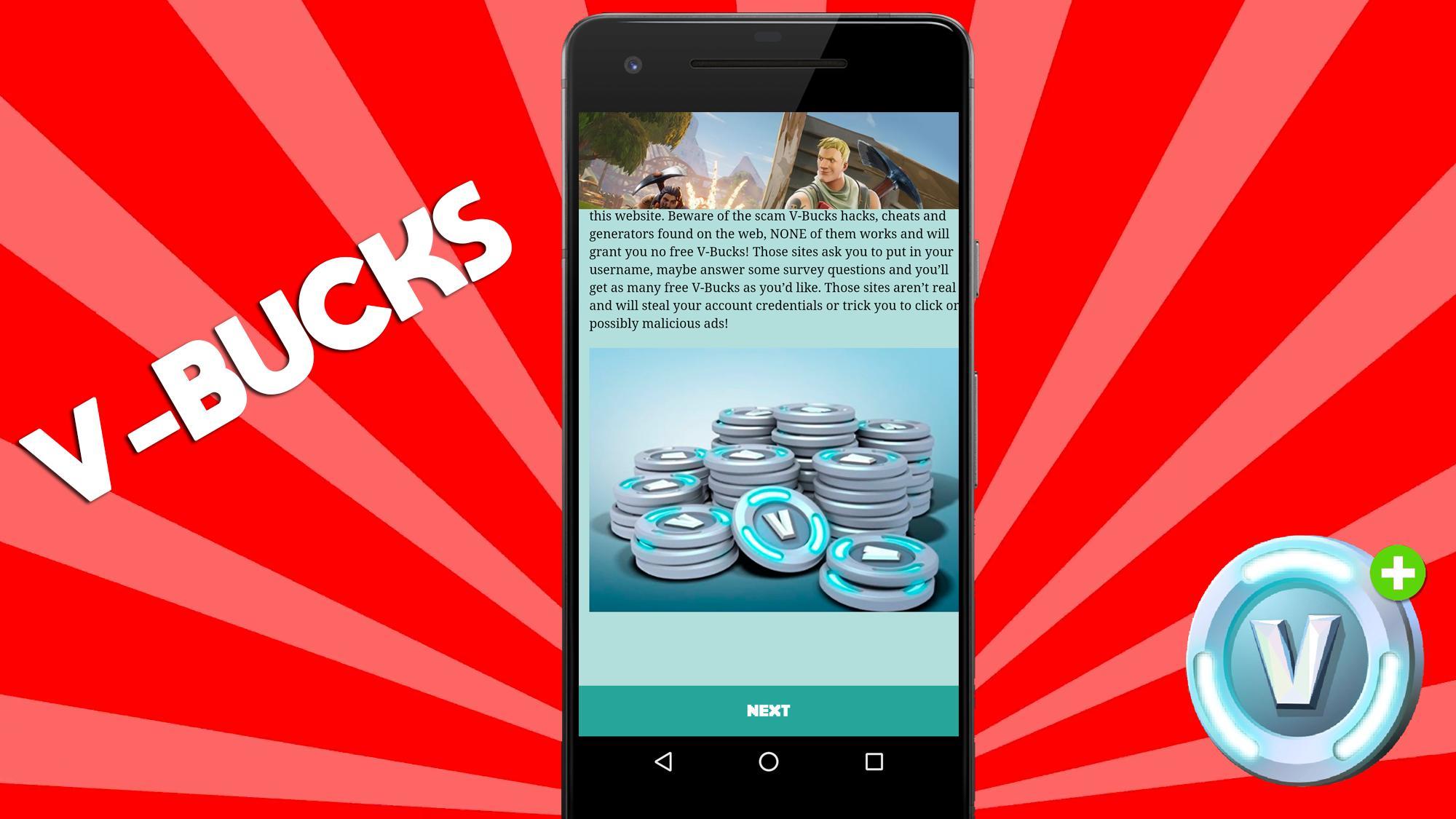 How To Get Free V Bucks With A Website | V Bucks Hack No