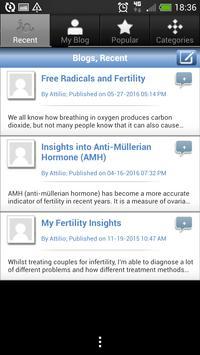 My Fertility Manual apk screenshot