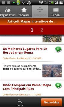 Dicas De Roma Lite apk screenshot