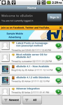 CHERUBS screenshot 1