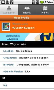 BroncosForums.com Mobile apk screenshot