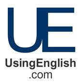 UsingEnglish.com ESL Mobile icon
