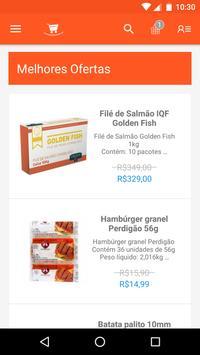 Menucomvc - compre online alimentos e bebidas screenshot 2