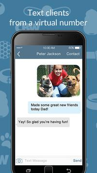 Camp Bow Wow Messenger captura de pantalla 1