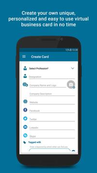 vCard Holder screenshot 4