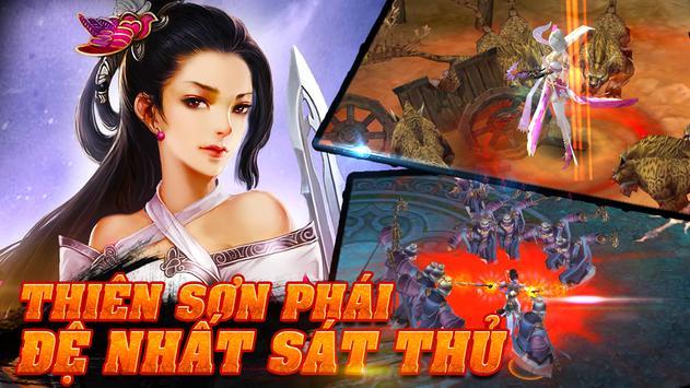 Thien Long Anh Hung 3D apk screenshot
