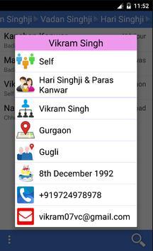 Sooraj Singhji Vansh apk screenshot