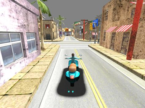 Scooter Simulator apk screenshot