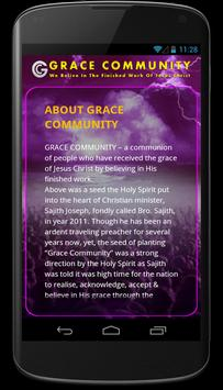 Grace Community apk screenshot