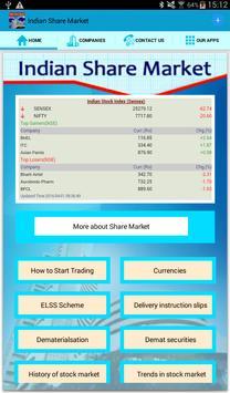 Indian Share market apk screenshot