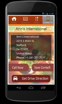 Annsgrocers apk screenshot