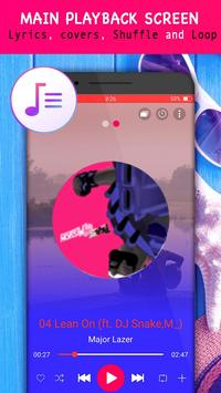 VCL MAX Music PLAYER : tube mp3 music player apk screenshot