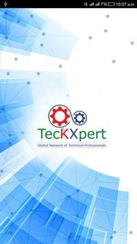 Teckxpert poster