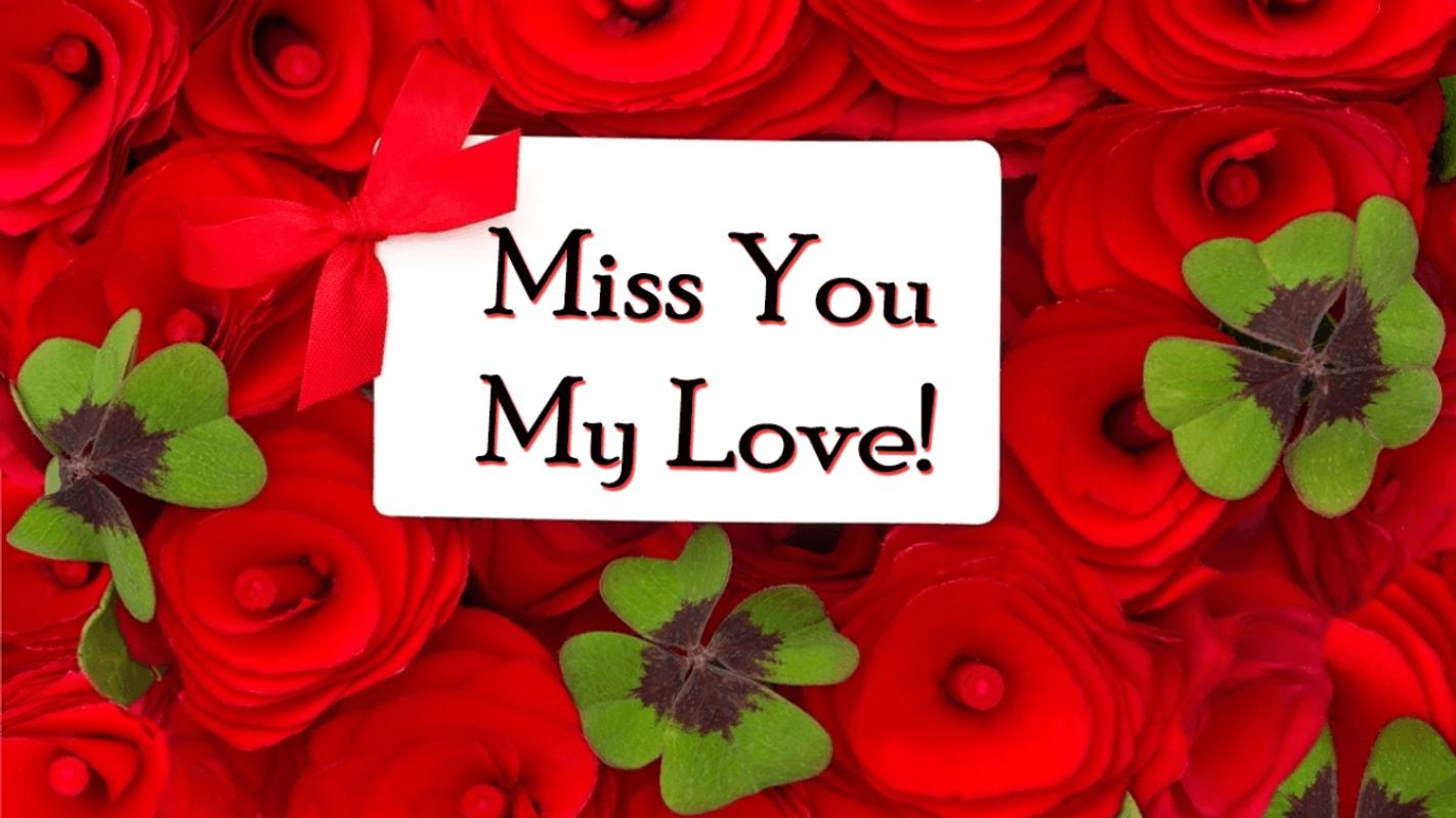 Miss You Greeting E Cards Apk