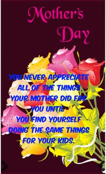 Mothers Day Greetings poster