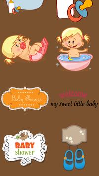 Baby shower invitation maker apk download free social app for baby shower invitation maker apk screenshot stopboris Choice Image