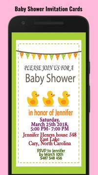 Baby shower invitation maker image collections invitation baby shower invitation maker apk download free social app for baby shower invitation maker poster filmwisefo stopboris Image collections