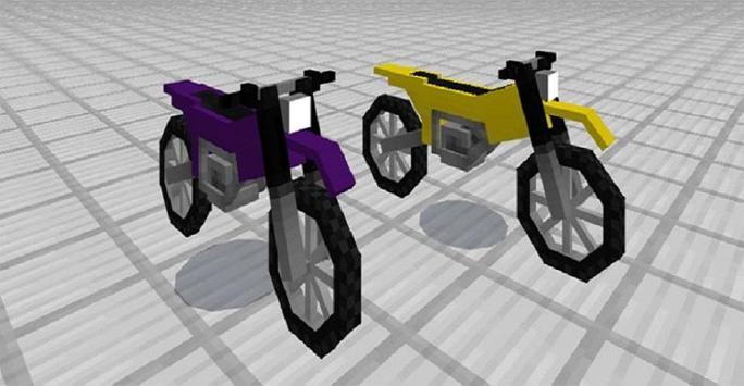 мод на мотоциклы в майнкрафт 1.7.2