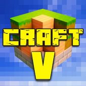 V Craft: Building and Crafting icon