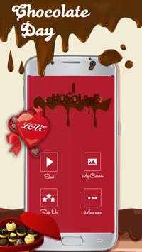 Chocolate day greetings card 2018 apk download free lifestyle app chocolate day greetings card 2018 poster m4hsunfo