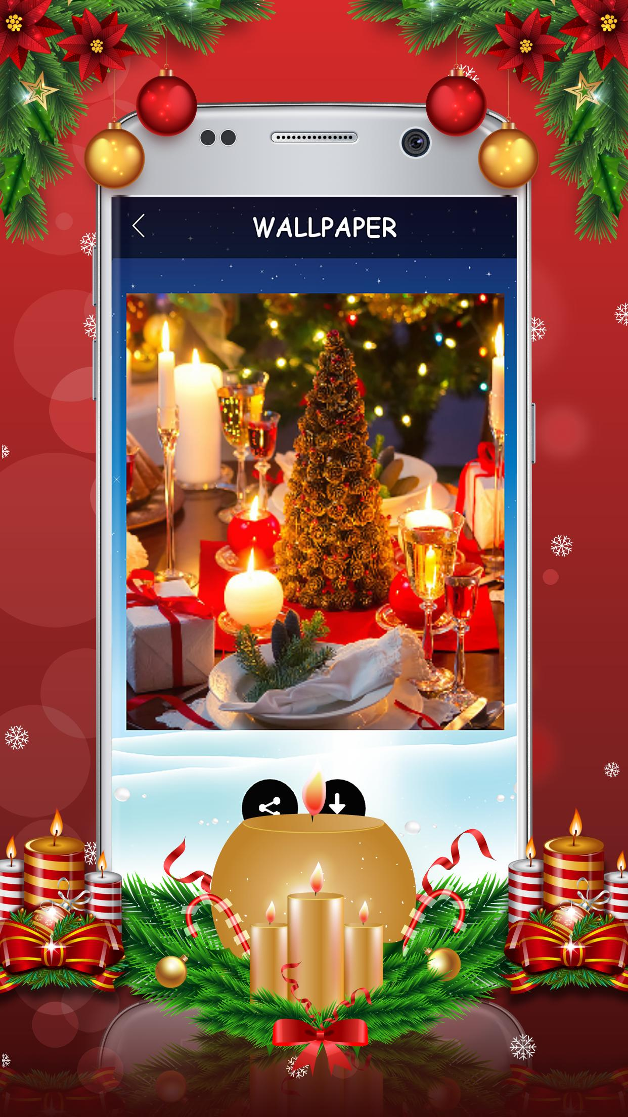 Christmas Candle Wallpapers 2017 For Android Apk Download