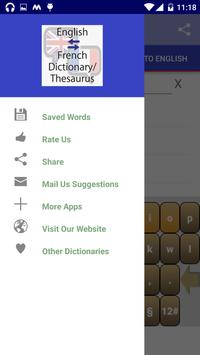 Offline English French Dictionary screenshot 22