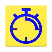 Freelance timer icon