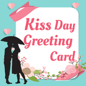 Kiss Day Greeting Cards 2019 icon