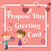 Propose Day Greeting Cards 2018 icon