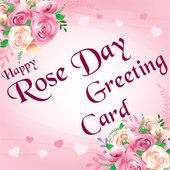 Rose Day Greeting Cards Maker icon