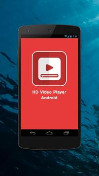 HD Video Player Android poster