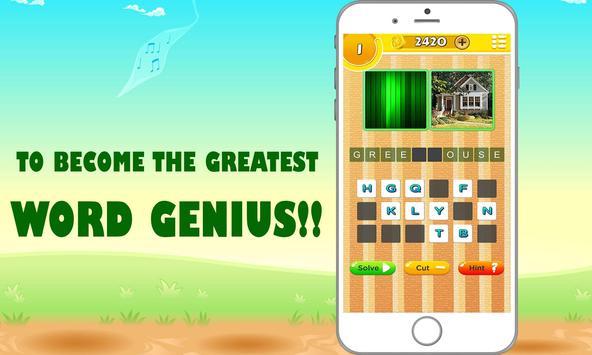 2 Pics 1 Word Quiz screenshot 5