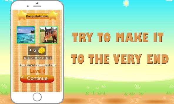 2 Pics 1 Word Quiz screenshot 6