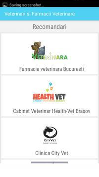 Veterinar Farmacie Veterinara apk screenshot