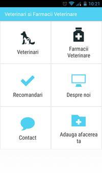 Veterinar Farmacie Veterinara poster