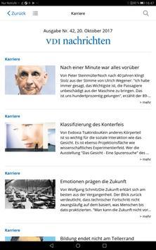 VDI nachrichten E-Paper screenshot 11